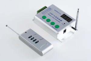 LED Pixel Controller mit >100 Effekten - kein Programmieren notwendig