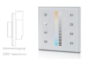 Touchsteuerung für Helligkeit & Farbtemperatur (LK55)