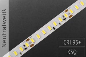 LED-Streifen 5630, CRI>95, 2.300lm/m, neutralweiß 4.000K