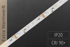 LED-Streifen 2216 Warmweiß 2.300K - 720lm/m - IP20