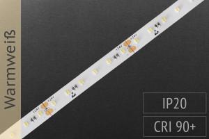 LED-Streifen 2216 Warmweiß 3000K - 720lm/m - IP20