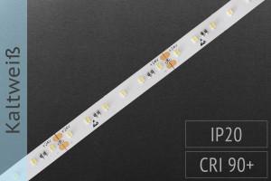 LED-Streifen 2216 kaltweiß 6.000K - 720lm/m - IP20