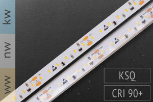Akzent-Anwendungen: LED-Streifen 2016 - CRI90 -120 LED/m - 800 lm/m