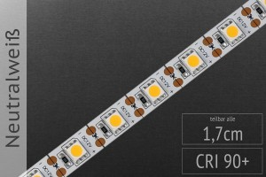 LED-Streifen 5050 - NW 4000K - 1 LED Cut