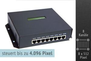 Online-Digitalcontroller T100K