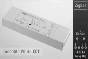 ZigBee CCT-LED-Controller | 4 x 4A