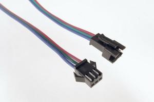 3-poliger Stecker/Kupplung für CCT
