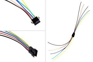 5-polige Steckverbindung für RGBW