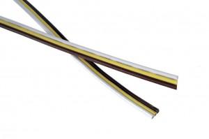 CCT-Flachband-Kabel 3x0,5mm²