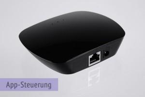 App-Steuerung WLAN-Umsetzer für LK55 System