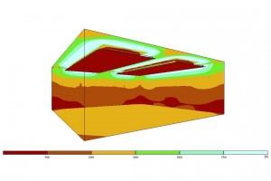3D Lichtsimulation - Welche Helligkeit wird erreicht?