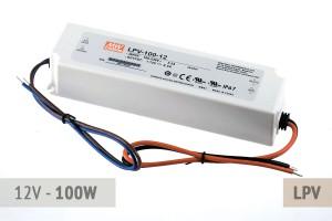 Netzteil 12V - 8.5A - 100W