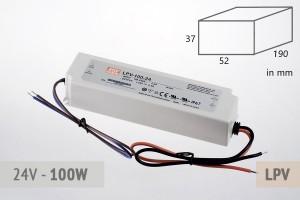Netzteil 24V - 4.2A - 100 Watt
