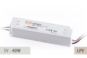Netzteil 5V - 8A - 40 Watt
