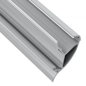 LED-Profil für indirekte Beleuchtung CONVA, silber, 2m