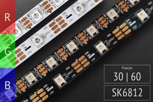 LED-Band digital SK6812 (wie WS2812) - RGB LEDs - 5V