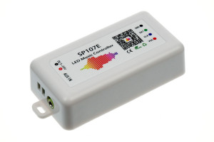 SP107E Musik LED-Pixel-Controller mit App-Steuerung