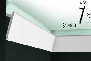 Lichtvoute ORAC SX179 - 2m