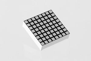 WordClock micro Bausatz/Modul