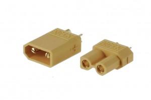 Hochstrom Steckverbinder XT30, bis 15 Ampere