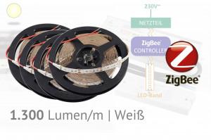 ZigBee LED-Set für Hauptlicht - weiße LEDs
