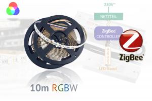 ZigBee-RGBW-LED-Set: 10 Meter