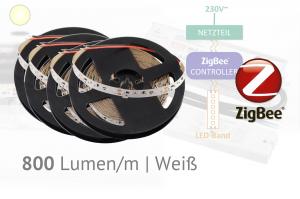 ZigBee LED-Set für Akzente - weiße LEDs