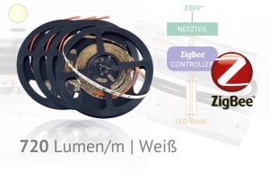 ZigBee LED-Set für Akzentbeleuchtungen - weiße LEDs