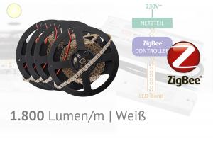 ZigBee LED-Set für helle Hauptbeleuchtungen - weiße LEDs