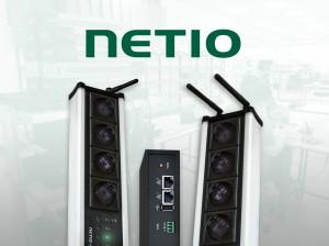 intelligente NETIO-Steckdosen mit Netzwerkschnittstelle