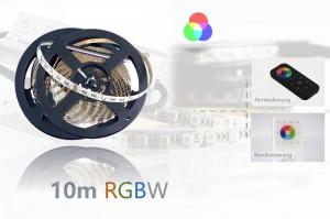 RGBW LED-Set: 10 Meter