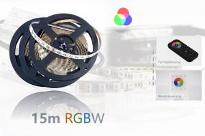 RGBW LED-Set: 15 Meter