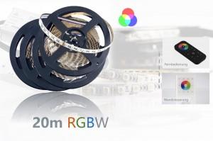 RGBW LED-Set: 20 Meter