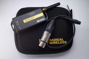 Tiny Sparrow RX - wireless DMX Empfänger