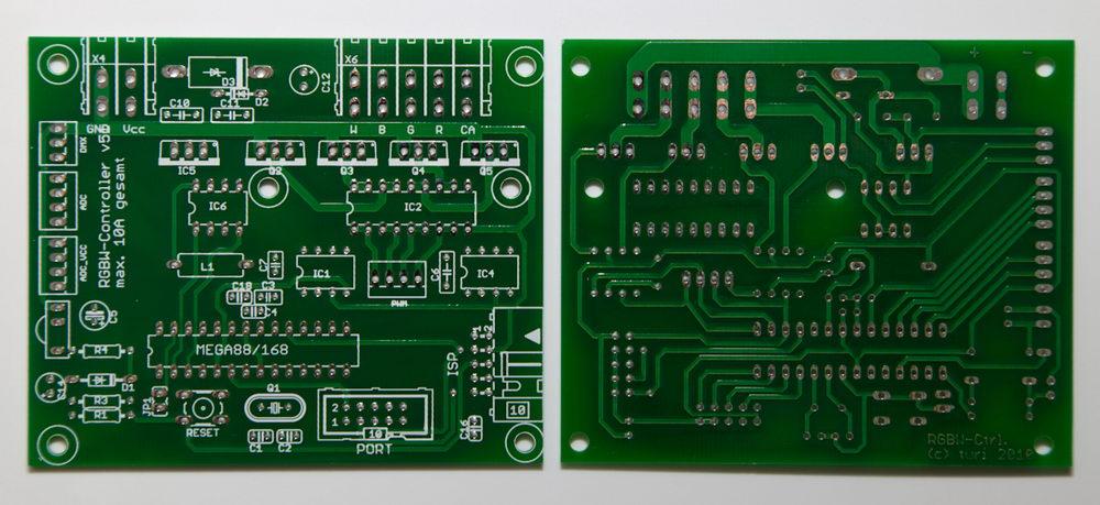 Platine Rgbw Controller Led211