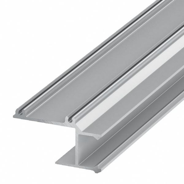 Profile Für Indirekte Beleuchtung | Led Profil Fur Indirekte Beleuchtung Apa Silber 2m Al40si2