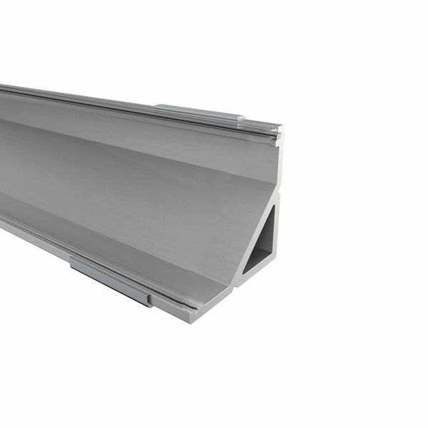 12mm LED-Eckprofil W12, 2m, silber