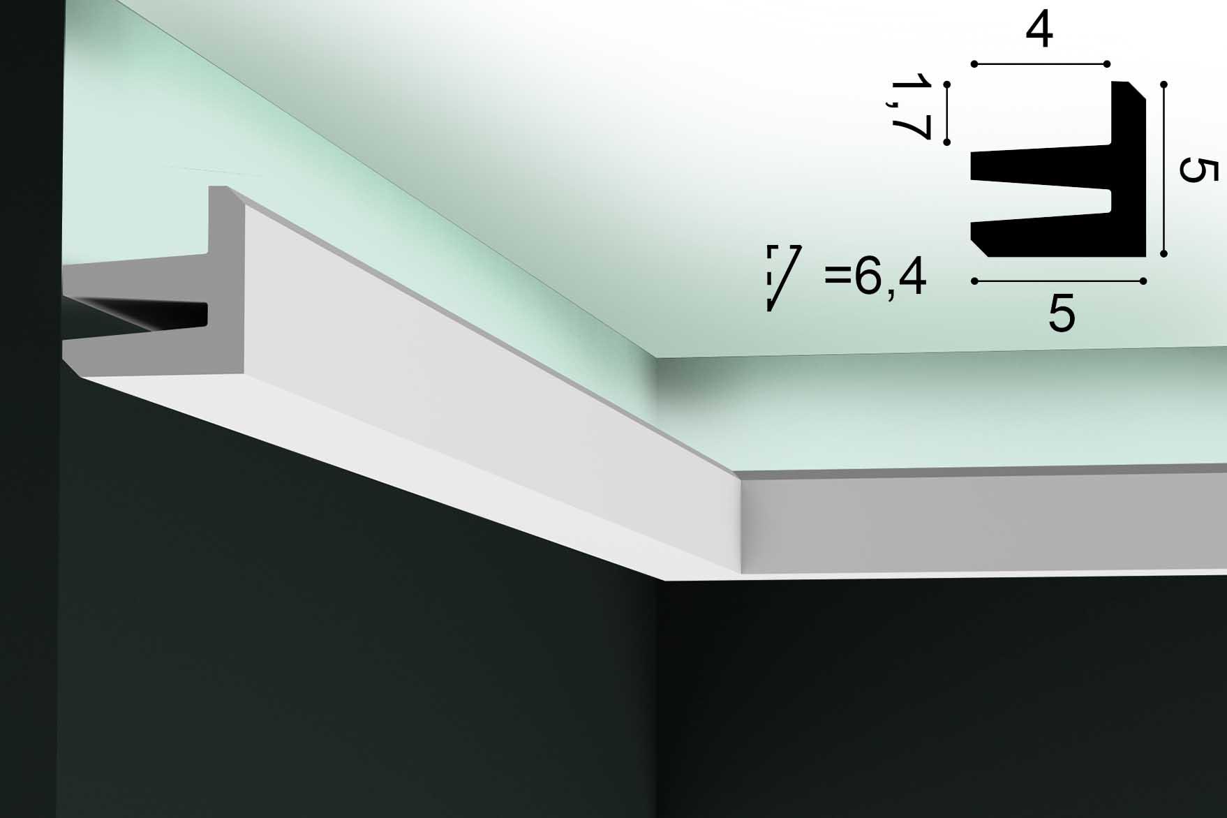 Lichtvoute ORAC C380 - 2m