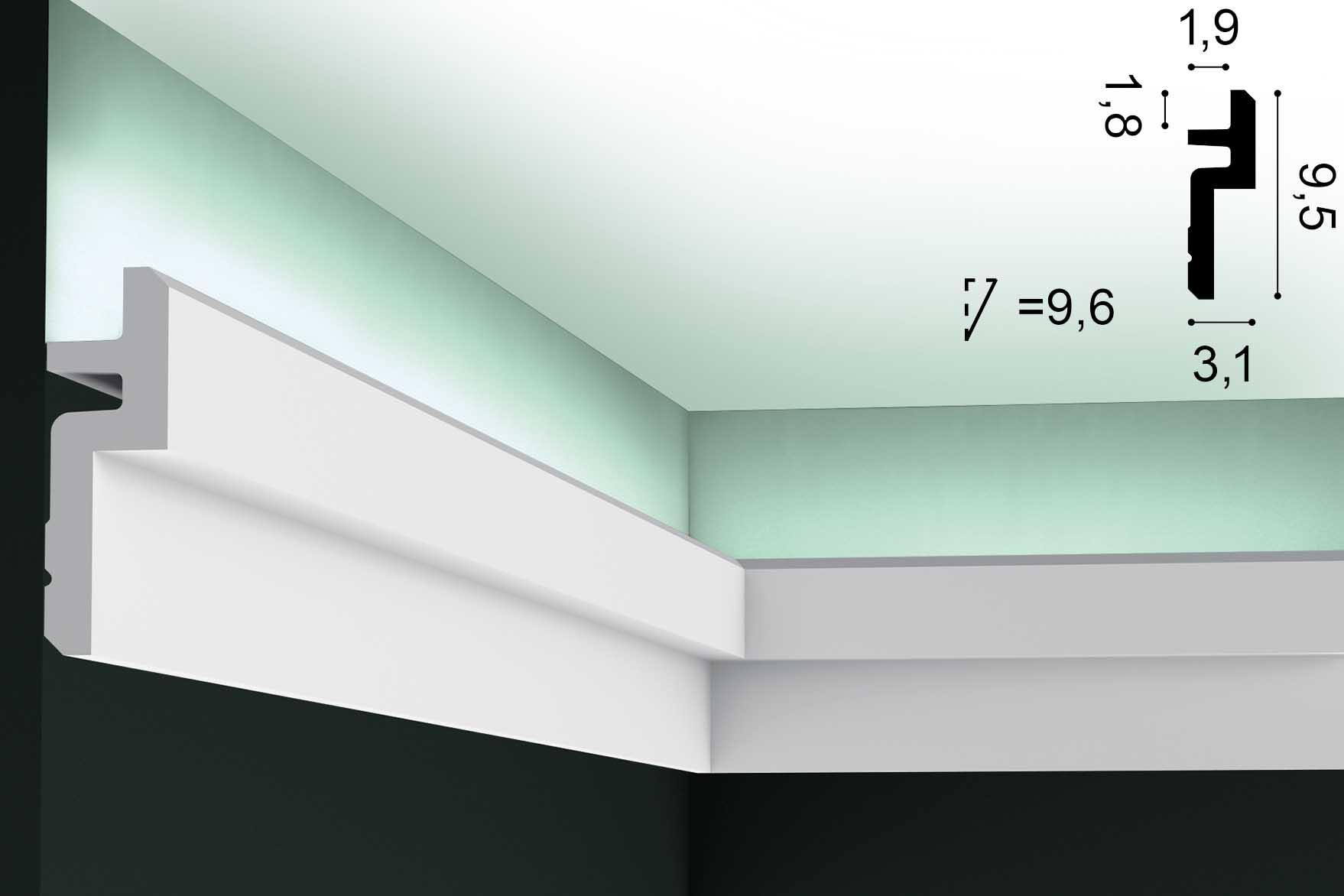 Lichtvoute ORAC C394 - 2m