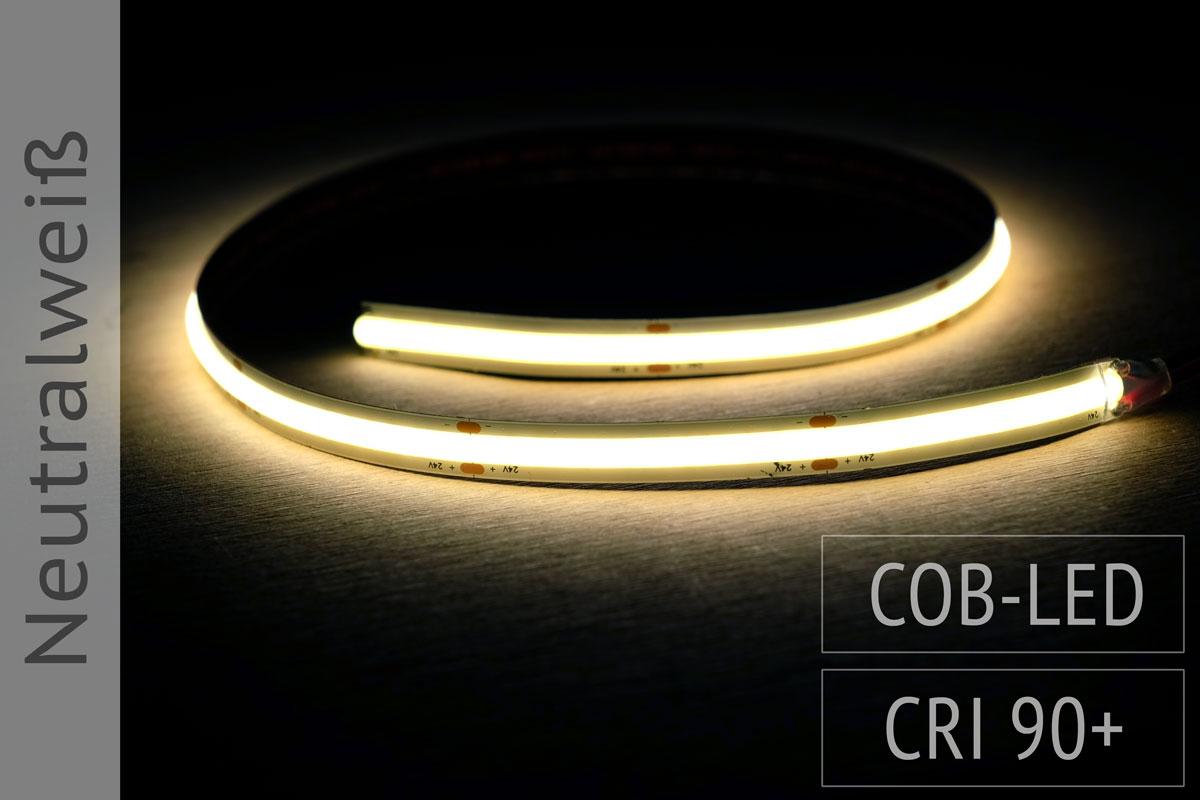 COB LED-Streifen - 14W/m - 4.000K neutralweiß