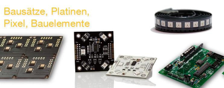 Elektronik, Bausätze