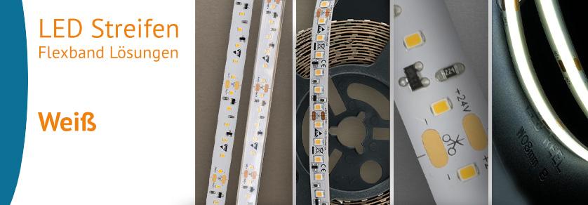 LED-Streifen - Weiß