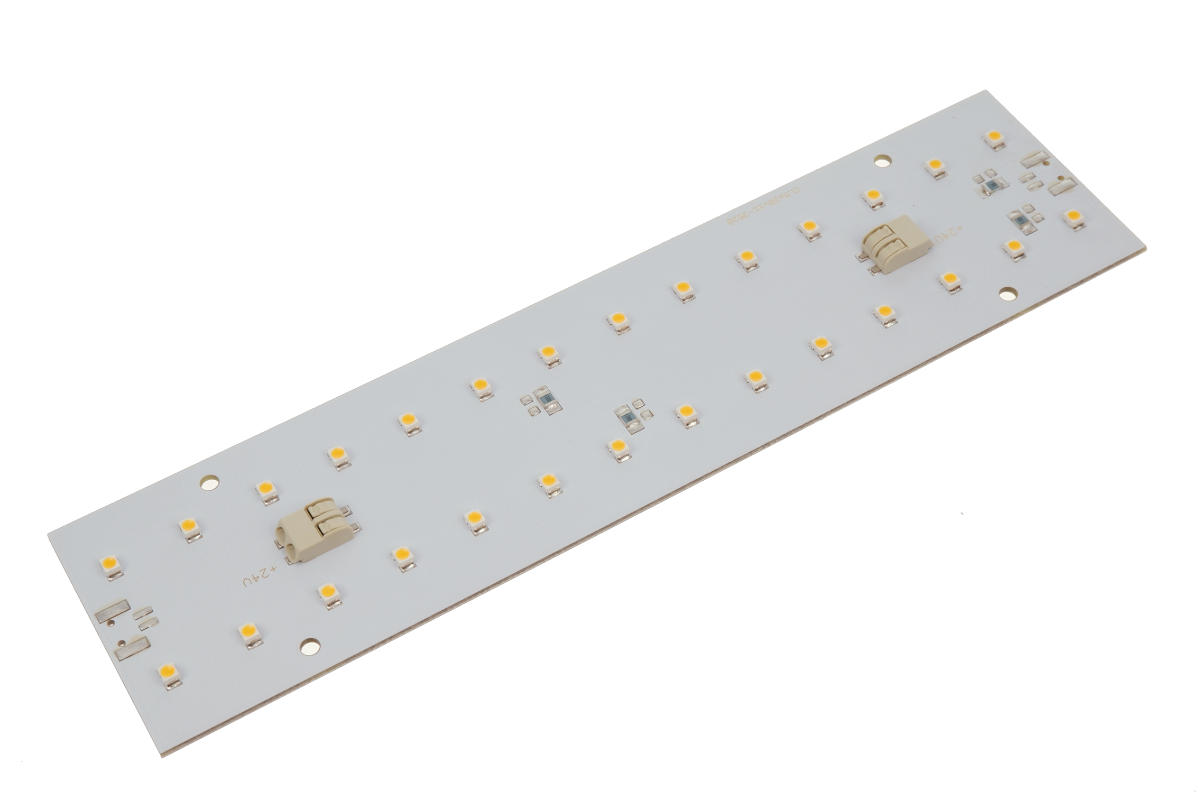 LED-Modul Platine 50x200mm, 3500K, 24V, WAGO