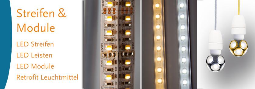 LED-Streifen/Module