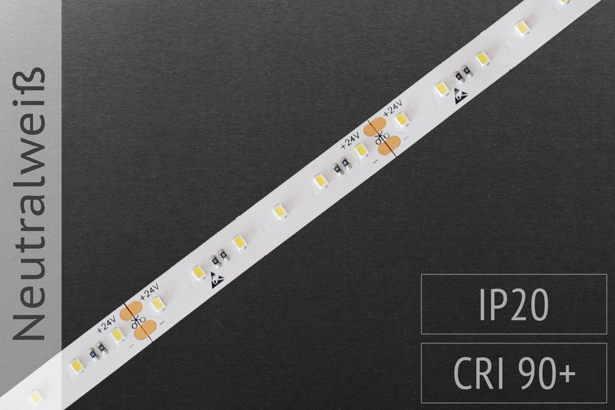 LED-Streifen 2216 Neutralweiß 4.000K - 720lm/m - IP20