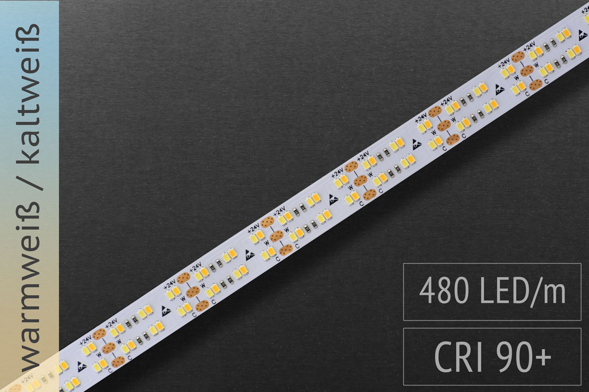 Meterware: LED-Band LK04-9e