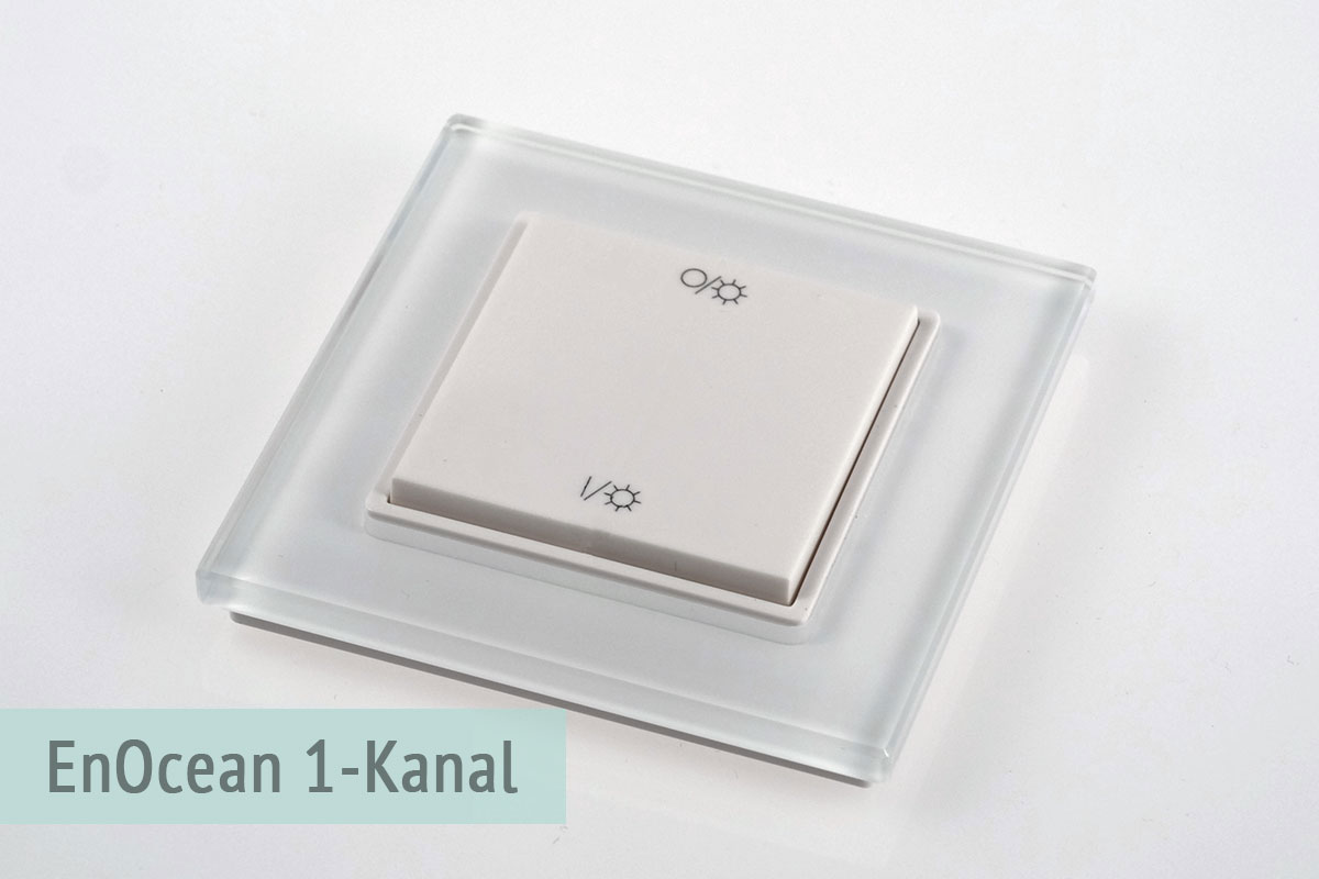 enocean wall mounted remote control 1 channel lk83fb1. Black Bedroom Furniture Sets. Home Design Ideas