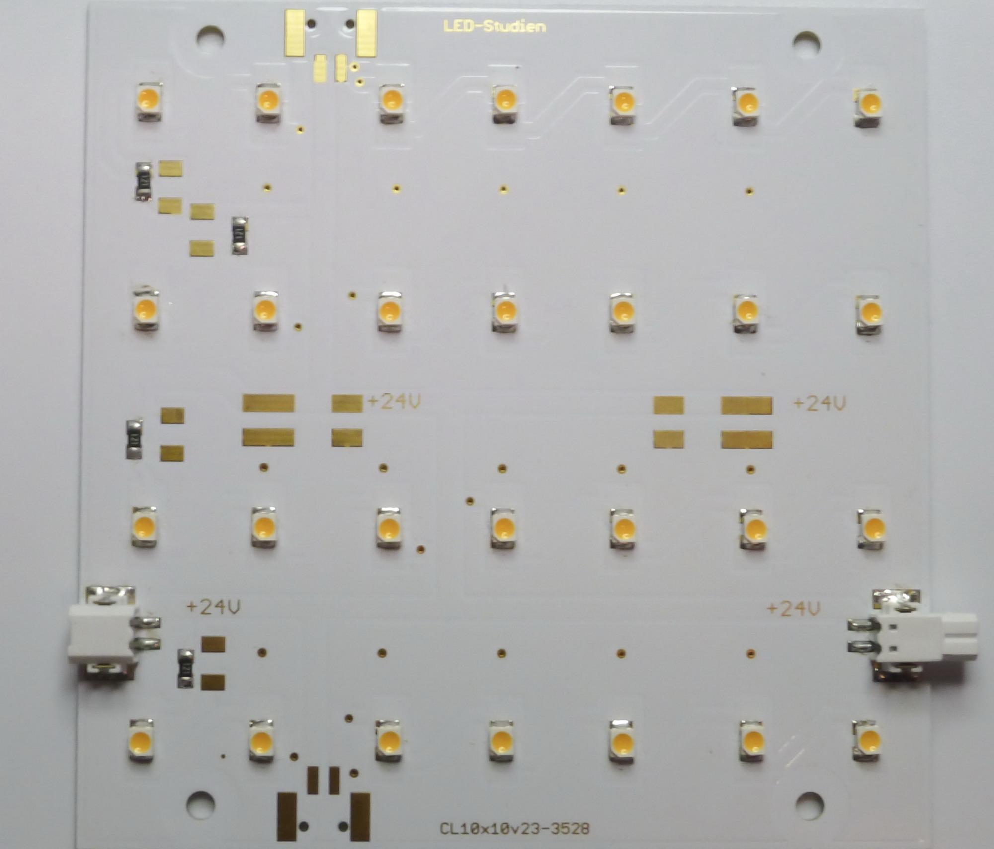 LED-Modul Platine 24V-LED218d