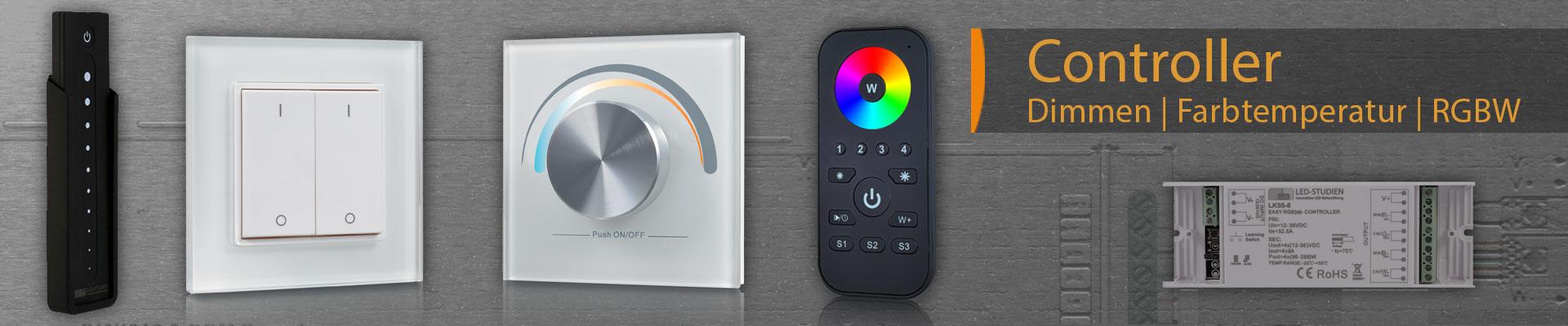 Teaser LED Controller