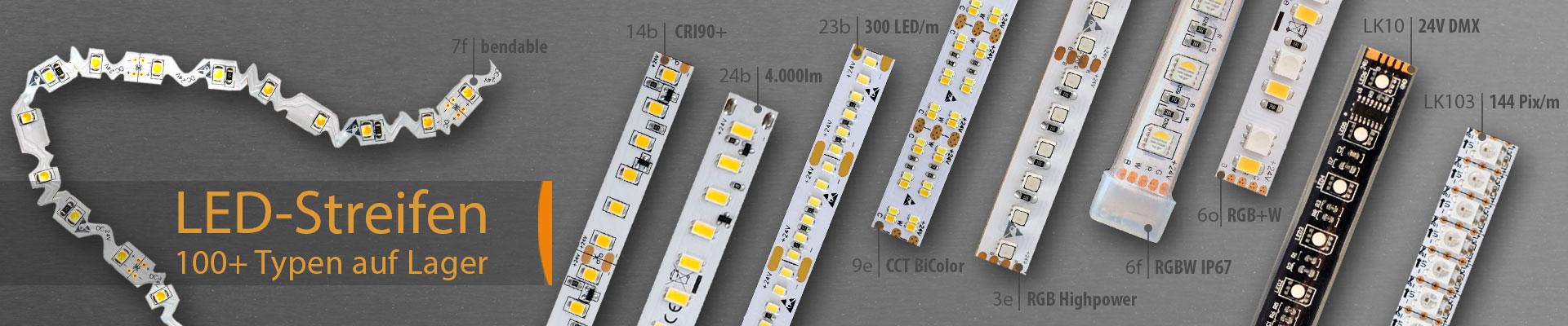 Teaser LED-Streifen